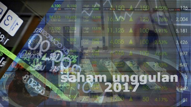 saham unggulan 2017